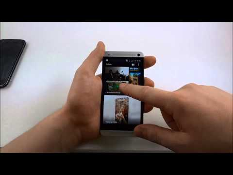 HTC One - smartfon klasy premium (prezentacja urządzenia)
