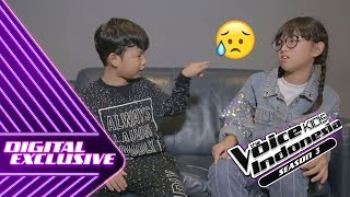 Video Rusuh! Kim Ribut Sama Gilbert! 😱 | VLOG #4 | The Voice Kids Indonesia S3 GTV 2018 MP3, 3GP, MP4, WEBM, AVI, FLV Agustus 2018