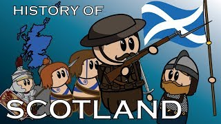 The animated history for the little nation in northern Europe we all know and love. Scotland! From Bronze age Picts, to the modern nation within the United Kingdom, Scotland has a rich, independent personality and a vibrant, ancient culture.Twitter: https://twitter.com/SuibhneOfficial?s=09