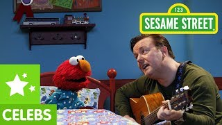 Sesame Street: Celebrity Lullabies With Ricky Gervais