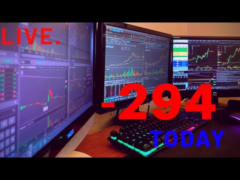 Live Day Trading & Striking Out! |Penny Stocks|