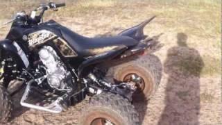 7. 2012 Yamaha Raptor 700R Special Edition