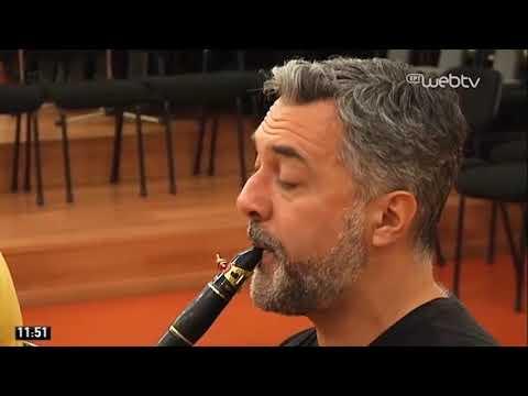 Επέστρεψε στις πρόβες η Συμφωνική Ορχήστρα της ΕΡΤ | 28/05/2020 | ΕΡΤ