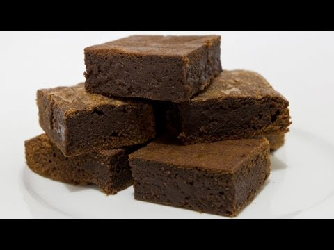 How To Make Chocolate Brownies - Video Recipe
