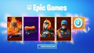 The New LAVA LEGENDS Pack in Fortnite...
