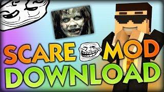Minecraft Mods / Mod Showcase - Scare Mod RELEASED (The Minecraft Screamer Trolling Mod)