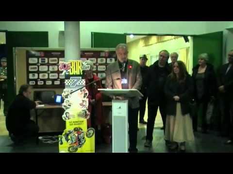 SAINT PARRES AUX LIVRES - Remise du Luguy 2014 (2è partie)