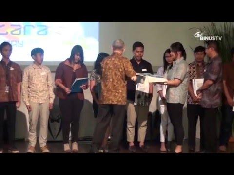 [Liputan] Hari Penganugerahan Mahasiswa Berprestasi