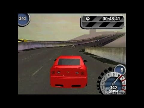 Need for Speed : Most Wanted Nintendo DS
