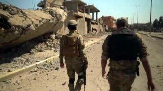 Iraqi forces tighten control around ISIS landmark in Mosul