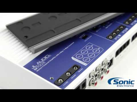 JL Audio M-Series Marine Amplifiers | Product Overview