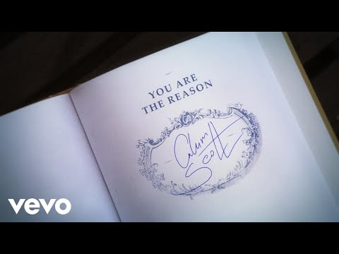 gratis download video - Calum-Scott--You-Are-The-Reason-Lyric-Video