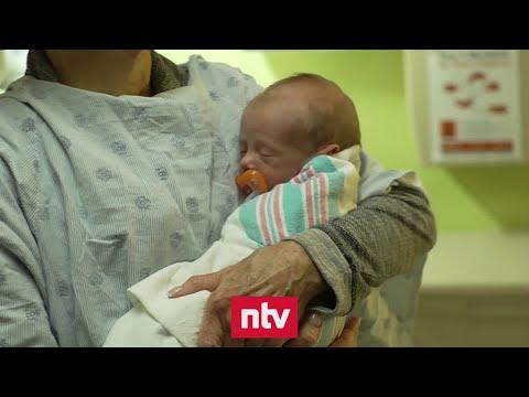 Westvirginia: Wo Babys opioidabhängig auf die Welt ko ...
