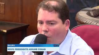 Coronel Canova assume presidência da Cohab em Bauru