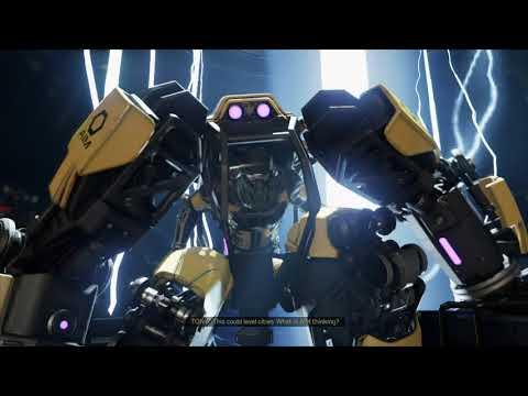 Marvel's Avengers - Alone Against AIM: Destroy The ARC Reactor Cores 4/4 Iron Man Hulk Buster (2020)