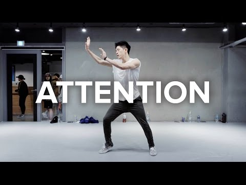 Attention - Charlie Puth / Bongyoung Park Choreography