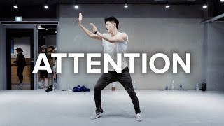 Video Attention - Charlie Puth / Bongyoung Park Choreography download in MP3, 3GP, MP4, WEBM, AVI, FLV January 2017