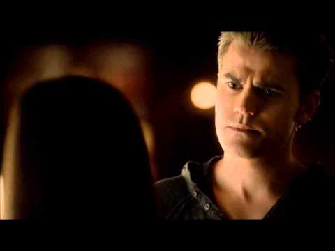 "Stefan Salvatore ""You don't know what I look like when I'm not in love with you bitch"""