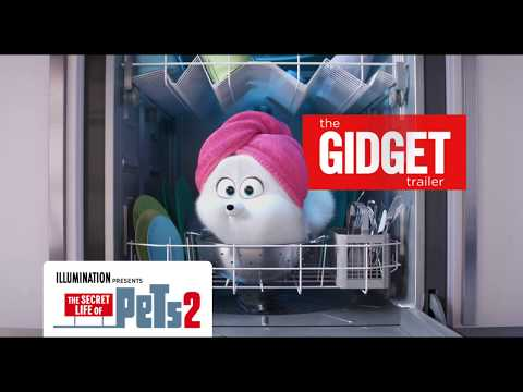 The Secret Life Of Pets 2 | The Gidget Trailer [HD]