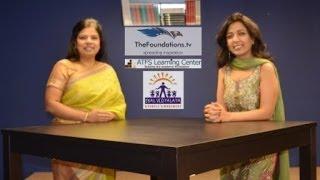 Ranjani Saigal from Ekal Vidyalaya talks to The Foundations TV