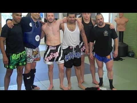 Muay Thai Shorts Test @ Body Arts Gym Philadelphia
