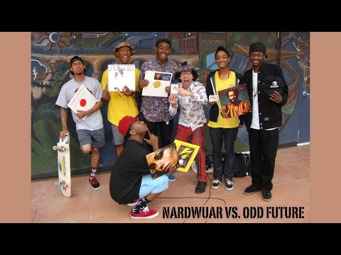 Video: Odd Future vs. Nardwuar