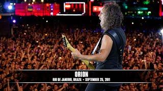 Metallica - Orion (Live - Rio de Janeiro, BRA) - MetOnTour