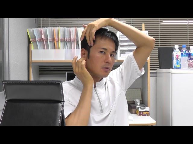 【セルフケア動画】小顔矯正メンテナンス 5 『フェイシャル耳たぶ回し』