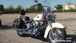 1. New 2014 Harley Davidson Heritage Softail Classic Motorcycle for Sale  - Dunedin, FL