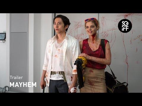 Mayhem Trailer | SGIFF 2017