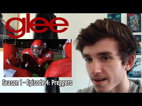 """Glee Season 1 - Episode 4 """"Preggers"""" - Reaction"""