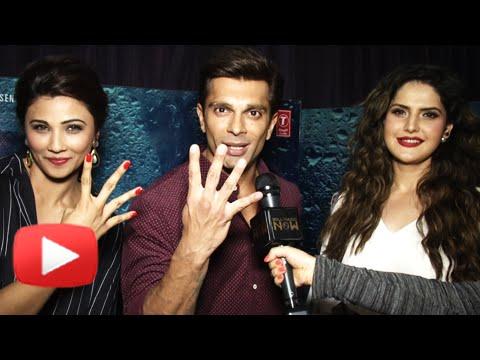Karan Singh Grover, Zarine Khan, Daisy Shah Get Ca