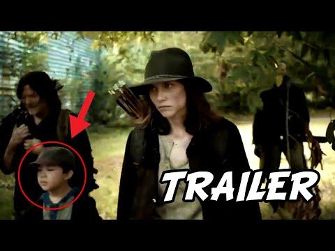 The Walking Dead Season 10 Episode 17 Official Trailer 'Hershel Rhee & Here's Negan' Breakdown