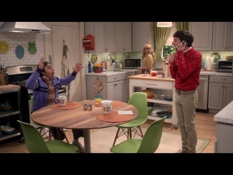 Analise: The Big Bang Theory S10E01
