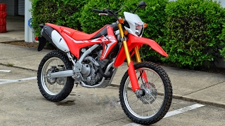 6. 2017 Honda CRF250L Review of Specs | Dual-Sport Motorcycle / Bike | CRF 250 L