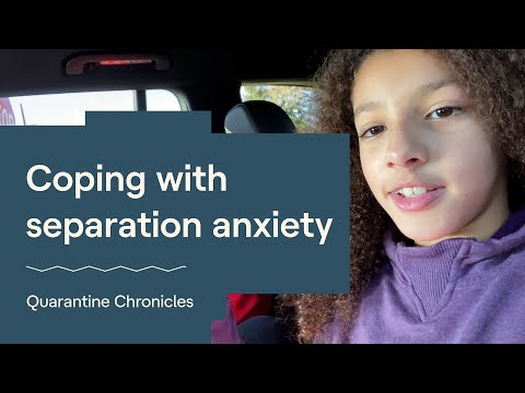 Coping With Separation Anxiety | The Moores (Ep. 3) | Quarantine Chronicles