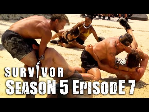 Survivor South Africa: Champions   EPISODE 7 - FULL EPISODE