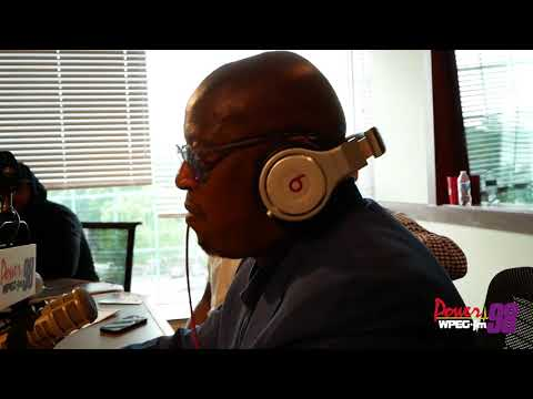 Andre Harrell Interview with Power 98's Morning Maddhouse