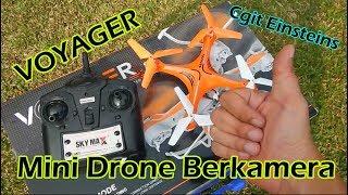 Video VOYAGER Drone Murah 375 RIbu Ada Kameranya Gesit Lincah xD MP3, 3GP, MP4, WEBM, AVI, FLV Maret 2018