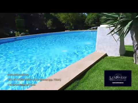 Вилла в Бенидорме (Ла Нусия) всего за 195.000 евро с теннисными кортами и бассейном в урбанизации!