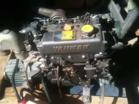 3GM Yanmar Running