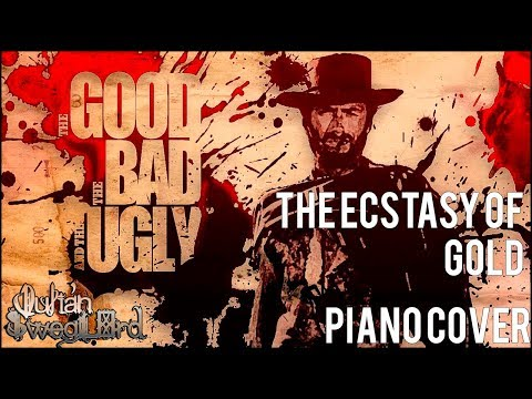The Good, The Bad & The Ugly - The Ecstasy Of Gold (Piano Cover)