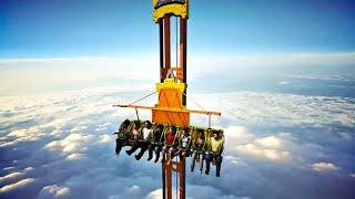 Video 10 CRAZIEST Roller Coasters In The World MP3, 3GP, MP4, WEBM, AVI, FLV Juni 2019