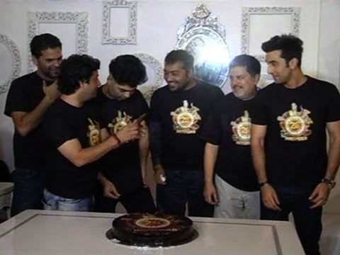 Bombay Velvet wrap-up party - IANS India Videos