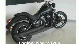 9. 2011 Kawasaki Vulcan 900 Custom SE - Specification & Features