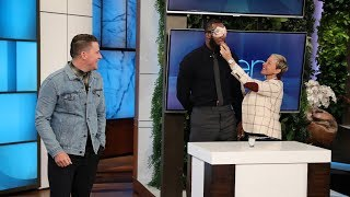 Video LeBron James & Channing Tatum Do Ridiculous Dares for the I Promise School MP3, 3GP, MP4, WEBM, AVI, FLV Januari 2019
