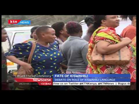 FATE OF KISWAHILI IN EAC: East African Community discuss fate of Kiswahili