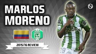 Download Video MARLOS MORENO | Goals, Skills, Assists | Atletico Nacional | 2015/2016 (HD) MP3 3GP MP4