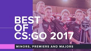 Video Best CS:GO Plays of the Year - 2017 MP3, 3GP, MP4, WEBM, AVI, FLV Juni 2019