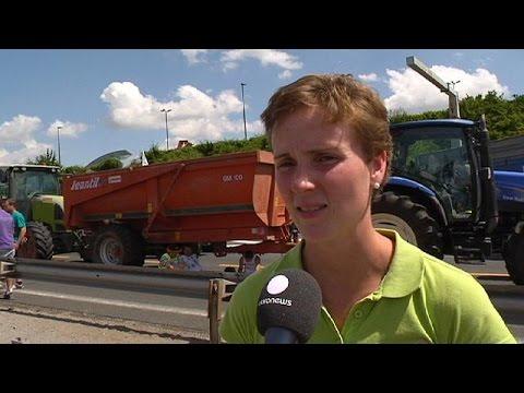 Γαλλία: Νέα συνέλευση των αγροτών για να αποφασίσουν τις κινήσεις τους